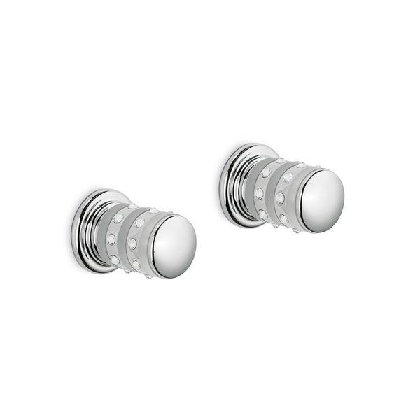 "Exposed shower group 1/2"" ceramic valve"