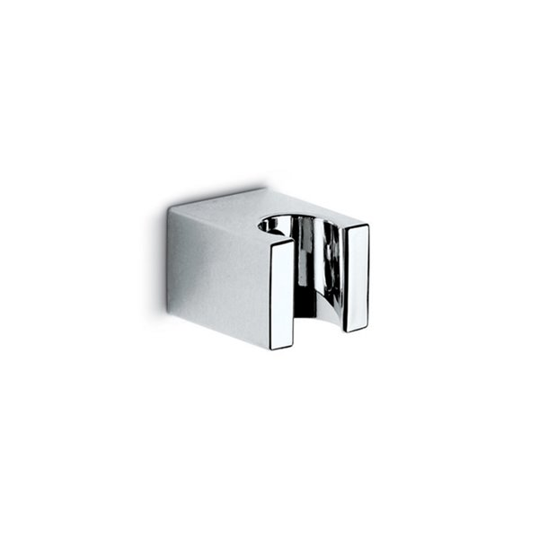 Fixed wall shower holder