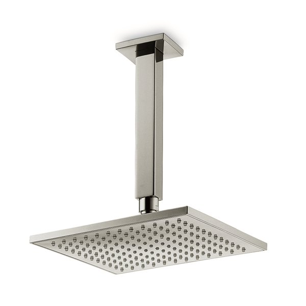 ABS ceiling head shower with raining jet