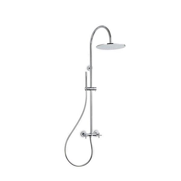 Blink 70852 colonna doccia con deviatore, soffione e doccetta