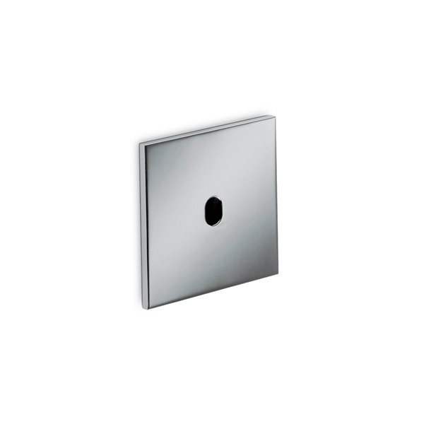 Wall mounted electronic remote control, matching freestanding, wall or ceiling mounted device