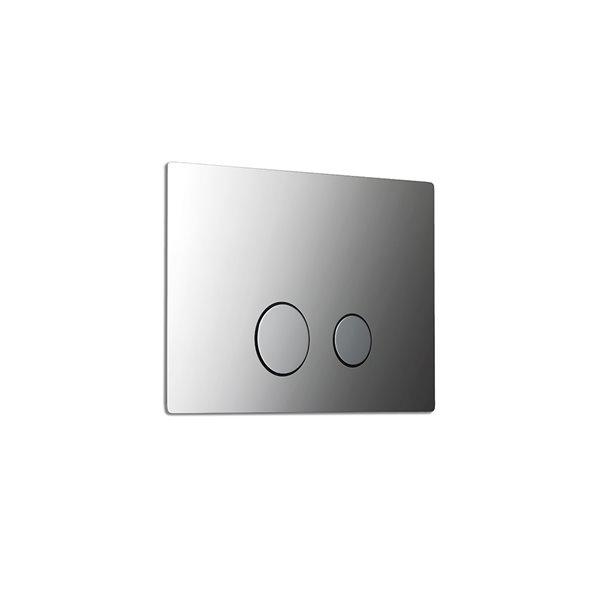 Toilet flush plate 883