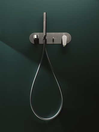 Miscelatore vasca/doccia Nio