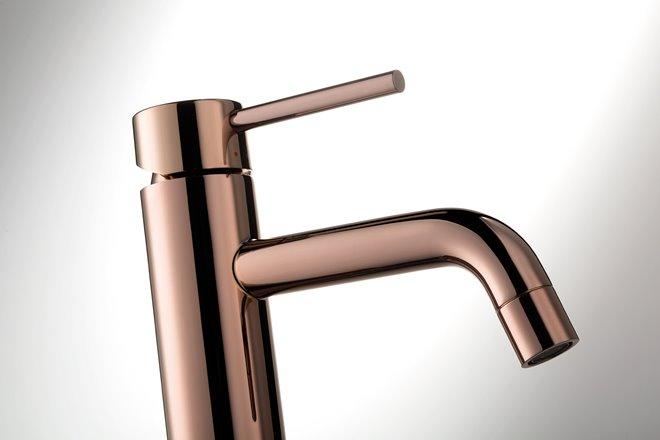 Dettagli rubinetto XT bronzo